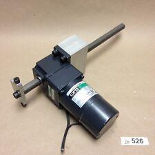 Oriental Motor 4IK25GN-SWM AC Magnetic Break Motor with 4LF45N-3 Linear Head