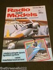 RCM&E - UNIMAT 1 - SEPT 1984