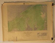 CARTE DES PHILIPPINES  Dungun 1961
