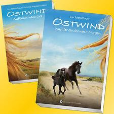 Lea Schmidbauer | OSTWIND 3+4 |Aufbruch nach Ora+Auf der Suche nach Morgen(Buch)