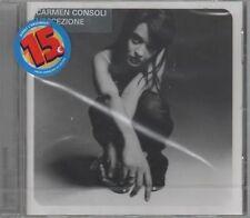 CARMEN CONSOLI L'ECCEZIONE  CD SIGILLATO!!!