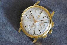Omega Chronograph cal. 321 , 18k solid gold, year 1965, vintage, rare