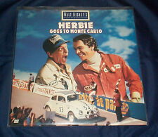HERBIE GOES TO MONTE CARLO - FS Laserdisc - Disney