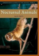 Nocturnal Animals (Greenwood Guides to the Animal World)-ExLibrary