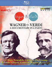 Wagner vs. Verdi (Blu-ray Disc, 2014)