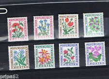 CT - TIMBRES TAXE N° 95 à 102  Neuf Luxe **