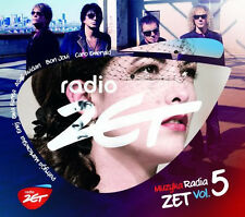 Muzyka Radia Zet Vol. 5  (CD 2 disc)  2013  NEW