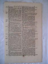 """Théodore de BRY -  [Petits Voyages] - Indonésie - Annexe des  """"certains voyages"""""""