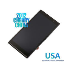 USA LCD display Touch Screen Digitizer + Frame BL For ZTE Grand X MAX+ Z987 4G