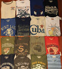 NWT LUCKY BRAND Mens Short Sleeve Graphic Tee T-Shirt (Pick A Size) S,M,L,XL,XXL