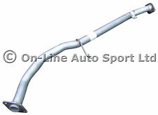 Mazda MX5 Mk2 1.6 1.8 ('01-'05) Perfomance Exhaust Race Tube Centre Pipe Hoffman
