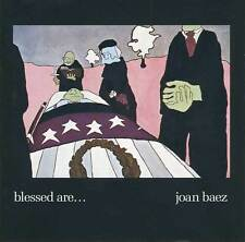 "12"" DLP Joan Baez Blessed Are... (The Night They Dove Old Dixie Down) 70`s"