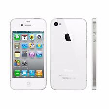 Apple iPhone 4S 8GB White - Good Condition - LOCKED!