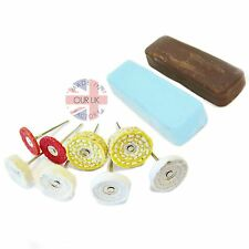 Estilo Dremel detallada de aleación Pulido kit45 Scratch & óxido eliminación de alto brillo
