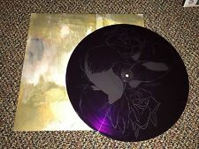 LA DISPUTE - Somewhere At The Bottom Of The River 2LP LTD COLORED VINYL Etched