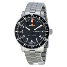 Fortis B-42 Official Cosmonauts Stainless Steel Mens Watch 647.10.11 M