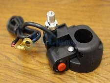 47CC 49CC 50CC KILL ON/OFF SWITCH THROTTLE CLAMP POCKET MINI BIKE DB49 M KS23