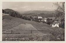 St. Corona am Wechsel AK 1942 Panorama Österreich 1610316