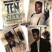 Ten City State of Mind vgc atlantic cd 2 bonus tracks nothings changed heartache