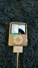 Apple iPod Nano 3rd Generation 4GB Silver *Used
