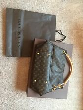 LOUIS VUITTON ARTSY MM CANVAS MONOGRAM PURSE 100% AUTHENTIC WITH BOX AND BAG