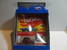 Hot Wheels 30th Anniversary Red Ford Vicky w/Redlines