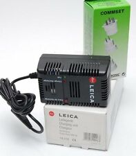 Leica R9/R8 Ladegerät f. POWER PACK MW 14416 inkl. Netzadapter NEW