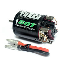 New! RS540-80T Crawler motor For TAMIYA CC01 JEEP/PAJERO/FORD/)rc4wd d90 axial