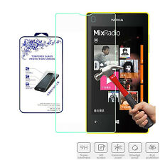 For Nokia Lumia 520 525 526 Premium Real Tempered Glass Film Screen Protector