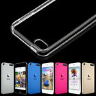 Transparent Clear Case Cover Soft Protector For Apple iPod Touch iTouch 5 6 Gen