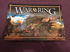War of the Ring 1st Edition Set Game - Lord of the Rings - Fantasy Flight Games