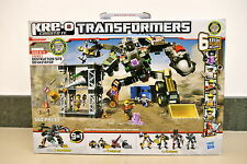 Transformers Kreo Kre-O Destruction Site Devastator 560 Pcs MISB !!!!!
