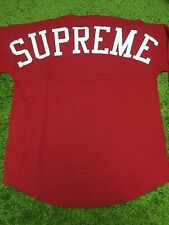 Supreme S/S 2014 Arena Top Dipset Raekwon Deadstock Red Tee Top Box Logo Size L