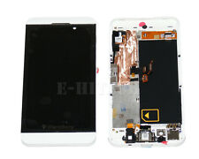 BlackBerry Z10 Complete LCD White Frame 3G Screen Display Touch Screen Digitizer