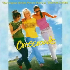 Trevor Jones:  Crossroads /Crisscross /Dominick & Eugene /The Mighty  (Score-CD)
