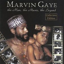 Marvin Gaye - The Man The Music The Legend - Double Cassette NEW