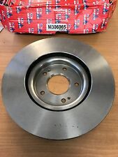 VENTED BRAKE DISC MITSUBISHI LANCER EVO