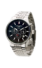 New Jorg Gray JG6500-71 41mm Presidential Edition Chronograph Watch