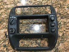 1995-2001 ford explorer ranger mountaineer radio bezel Oem 4x4 Switch