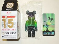 Medicom Be@rbrick Bearbrick Figure Series 33 - JellyBean