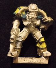 WARHAMMER 40,000 ROGUE TRADER CHAOS SPACE MARINE 'ONE EYE' WITH BOLTER NURGLE