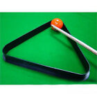 High Quality 8 Ball Pool Billiard Table Rack Triangle Rack Plastic Standard Size