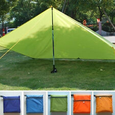 Outdoor Camping Sun Shade Beach Tent Cushion Canopy Shelter Trap Portable