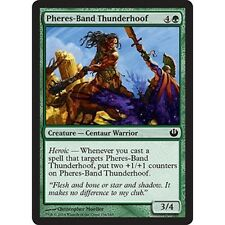4x 4 x Pheres-Band Thunderhoof x4 MTG Journey into Nyx  MINT PACK FRESH UNPLAYED