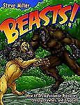 Beasts!: How to Draw Fantastic Predators, Creepy Crawlies, and Cryptid-ExLibrary