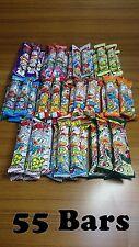 Umaibo 11kinds Each 5 Bars, Total 55 Bars.Free shipping