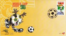 South Africa FIFA World Cup 2010 (Issue Of 2007) Football Game (stamp FDC)