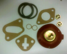 TRIUMPH TR2 T3 TR4 TR4a TR250 TR6 FUEL PETROL PUMP REPAIR DIAPHRAGM KIT  (53-76)