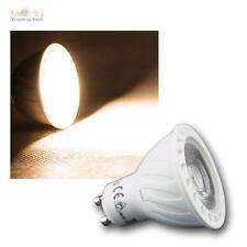 5er Pacco GU10 lampada LED COB 7W bianco caldo 540lm dimmerabile Faretto Lmpada