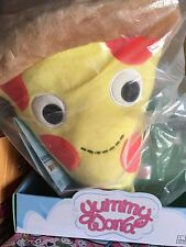 Kidrobot Yummy World Heidi Kenny Pizza Plush 10-inch